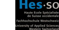 Logo of Haute Ecole Spécialisée de Suisse occidentale