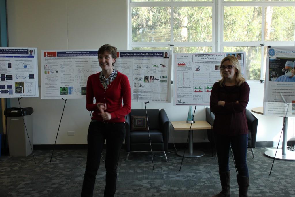 Engineer's presentation