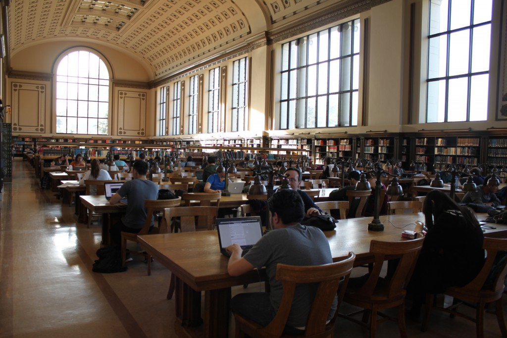 Berkley library