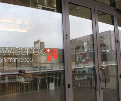 Swissnex door